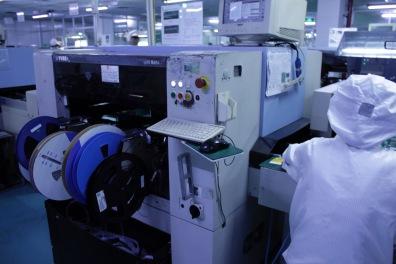 Surface mount (SMT) placement machine
